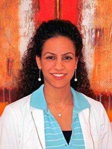Frau El Amin-Moussa
